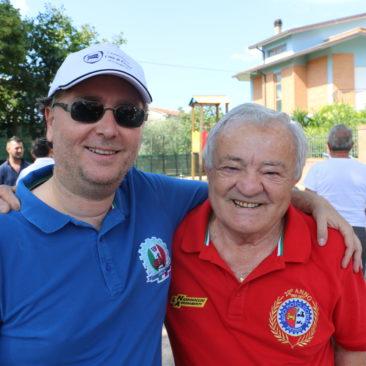 Raduno Villa Chiarini 8 luglio 2018